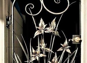 Калитка-цветы К-8 Цена 78000 руб.