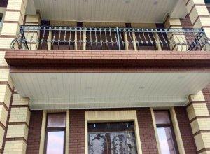 Дутый балкон Н, Точный расчет по запросу и Вашим размерам