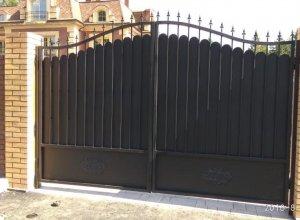 Ворота кованые АН-2 Цена по запросу и Вашим размерам