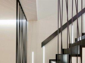 Вертикальные прутки, как ограждения лестницы. Любой размер под ваши пожелания