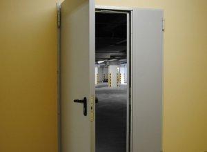Дверь двухстворчатая ДМО-2.Сертифицирована ГОСТ 31173-2003 и ГОСТ 53307-2009 Цена по запросу и Вашим размерам
